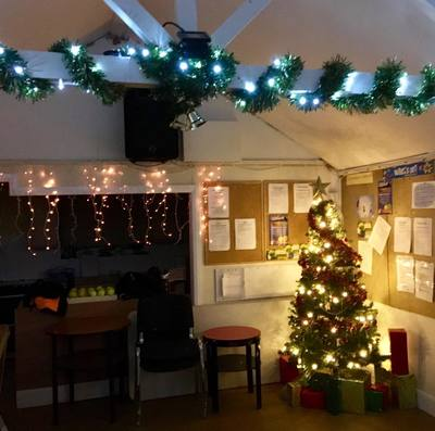 its our christmas party next week harrow weald lawn tennis club